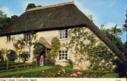 Rose Cottage - Cockington - Devon - Formato Piccolo Non Viaggiata – E 13 - Cartoline