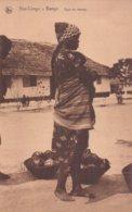 Bas-Congo Bangu Type De Femme - Congo Belga - Otros