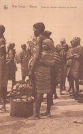 Bas-Congo Bangu Types De Femmes Indigènes Au Marché - Congo Belga - Otros