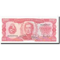 Billet, Uruguay, 100 Pesos, KM:47a, NEUF - Uruguay