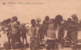 Bas-Congo Bangu Marchande De Farine De Manioc - Congo Belga - Otros