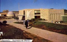 The Hebrew University Of Jerusalem - Formato Piccolo Non Viaggiata – E 13 - Cartoline