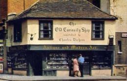 The Old Curiosity Shop - Formato Piccolo Viaggiata – E 13 - Cartoline