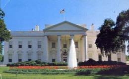 White House - Washington - Formato Piccolo Viaggiata – E 13 - Cartoline