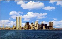 World Trade Center - New York City - Formato Piccolo Viaggiata – E 13 - Cartoline