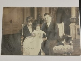 Prince Jean De Luxembourg, Grand Duchesse Charlotte Et Prince Félix - Grand-Ducal Family