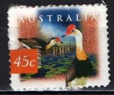 AUSTRALIA - 1996 - JACANA - USATO - 1990-99 Elizabeth II