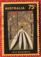 AUSTRALIA - 1993 - Yam Plants, By Jack Wunuwun - USATO - 1990-99 Elizabeth II