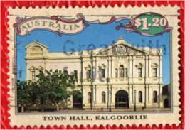 AUSTRALIA - 1992 - Town Hall, Kalgoorlie - USATO - 1990-99 Elizabeth II