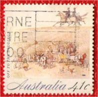 AUSTRALIA - 1990 - The Gold Rush - USATO - 1990-99 Elizabeth II
