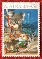 AUSTRALIA - 1990 - Nativity - USATO - 1990-99 Elizabeth II