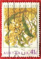 AUSTRALIA - 1990 - Golden Wattle - USATO - 1990-99 Elizabeth II