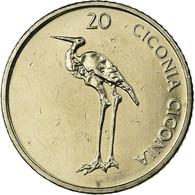 Monnaie, Slovénie, 20 Tolarjev, 2003, Kremnica, SUP, Copper-nickel, KM:51 - Slovenia