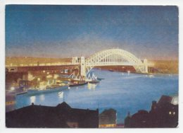 Sydney Harbour Bridge - Godfrey Phillips (cigarettes) - Sydney