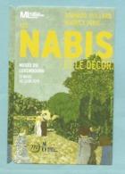 Ticket D'entrée - Paris Musée Du Luxembourg - Exposition De Peinture Les Nabis Et Le Décor - 2019 - Tickets D'entrée