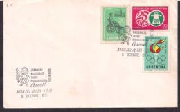 Argentina - 1970 - Cachet Postal Spécial - Conférence Nationale Sur La Réadaptation Des Handicapés - Handicap