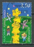 Finlande YT N°1497 Europa 2000 Oblitéré ° - Europa-CEPT
