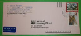 TRINIDAD & TOBAGO - Brief Letter Lettre 信 Lettera Carta письмо Brev 手紙 จดหมาย Cover Envelope (2 Foto)(33752) - Trinidad & Tobago (1962-...)