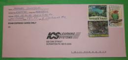TRINIDAD & TOBAGO - Brief Letter Lettre 信 Lettera Carta письмо Brev 手紙 จดหมาย Cover Envelope (2 Foto)(33748) - Trinidad & Tobago (1962-...)