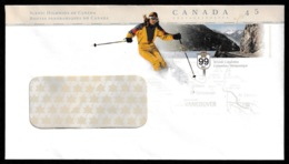 CANADA 1997 British Columbia: Pre-Paid Envelope MINT/UNUSED - 1953-.... Règne D'Elizabeth II