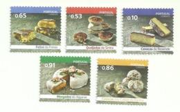 Portugal 2019 - Traditional Sweets Set MNH. Definitive Set Gummed Stamps. - 1910-... Republiek