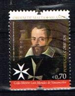 PORTUGAL / Oblitérés/Used/ 2013 - 900 Ans De L'Ordre Souverain De Malte - 1910-... République