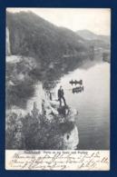 Rudolstadt. Partie An Der Saale Nach Preilipp. 1913 - Rudolstadt