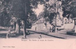 Morges VD, En Berlin Et Route De Genève (Staub 2450) - VD Vaud
