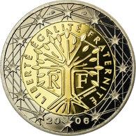 France, 2 Euro, 2006, BE, FDC, Bi-Metallic, KM:1289 - France