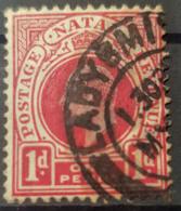 NATAL 1902/03 - Canceled - Sc# 82 - 1p - Natal (1857-1909)
