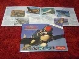 Fighter Planes Of World War 2 Signed Collectors Pack - Nuova Zelanda