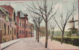 Kempen Viersen Nordrhein-Westfalen Kasino Madchenschule 1919 Legerposterei Windmill Windmolen - Viersen