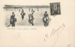 """/ CPA FRANCE 33 """"Arcachon, Parc Aux Huitres """" - Arcachon"""