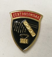 Distintivo Metallico Centralinista Specialità Esercito Italiano Spilla In Metallo Specialita' Rara Anni '80 - Altri