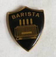 Distintivo Metallico Barista Specialità Esercito Italiano Spilla In Metallo Specialita' Rara Anni '80 - Altri