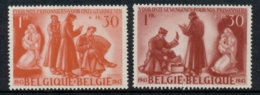 Belgium 1943 Welfare Prisoners Of War MUH - Unclassified