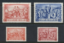 Belgium 1945 Welfare Postal Employee Fund MUH - Belgium