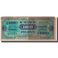 France, 100 Francs, 1944, TB, Fayette:25.3, KM:123a - Schatkamer