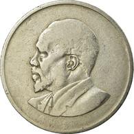 Monnaie, Kenya, Shilling, 1968, TTB, Copper-nickel, KM:5 - Kenia