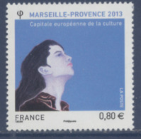 N° 4713 Marseille Provence 2013 Faciale 0,80 € - France
