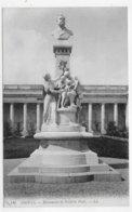 AMIENS - N° 116 - MONUMENT DE FREDERIC PETIT - PLI ANGLE BAS A GAUCHE - CPA NON VOYAGEE - Amiens