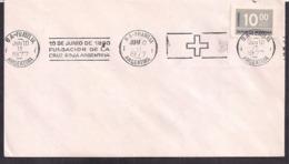 Argentina - 1977 - Cachets Spéciaux - 10 Juin 1880 - Fondation De La Croix-Rouge Argentine - Croce Rossa