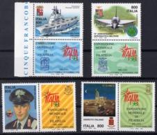 1998 ITALIE  N** 2326 A 2329  MNH - 1946-.. République