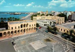 ! Moderne Ansichtskarte Benghazi, Lybien, Lybia, Hafen, Harbour - Libyen