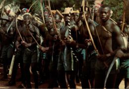 ! Moderne Ansichtskarte Togolaise, Togo, Folklore, Afrika, Afrique - Togo