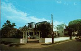 ! Moderne Ansichtskarte Puerto Rico, San Juan, El Prado Guest House - Puerto Rico