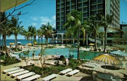 ! Moderne Ansichtskarte Puerto Rico, San Juan, Sheraton Hotel - Puerto Rico