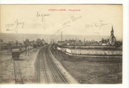 Carte Postale Ancienne Rosny Sur Seine - Vue Générale - Rosny Sur Seine