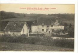 Carte Postale Ancienne Rosny Sur Seine - Manoir D'Apremont. Ancienne Propriété De Béthune De Sully - Rosny Sur Seine