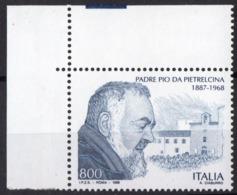 1998 ITALIE  N** 2322  MNH - 6. 1946-.. República